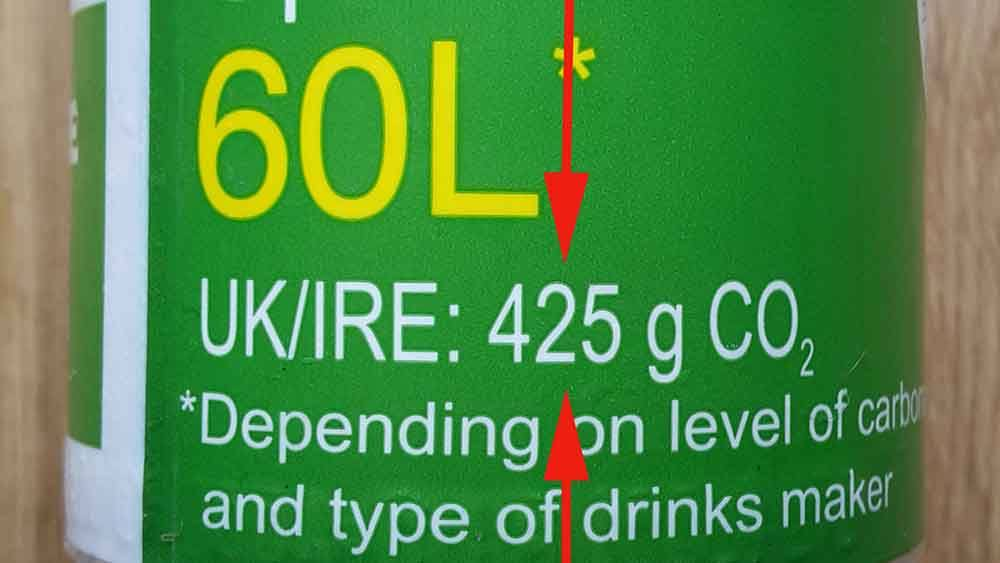 Instructions d 39 adaptateur de recharge de bouteille de - Recharge gaz sodastream ...