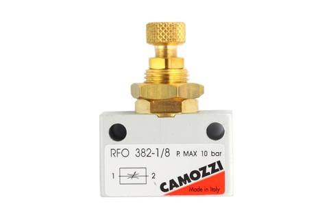 Photo de Camozzi Precision Flow Controller